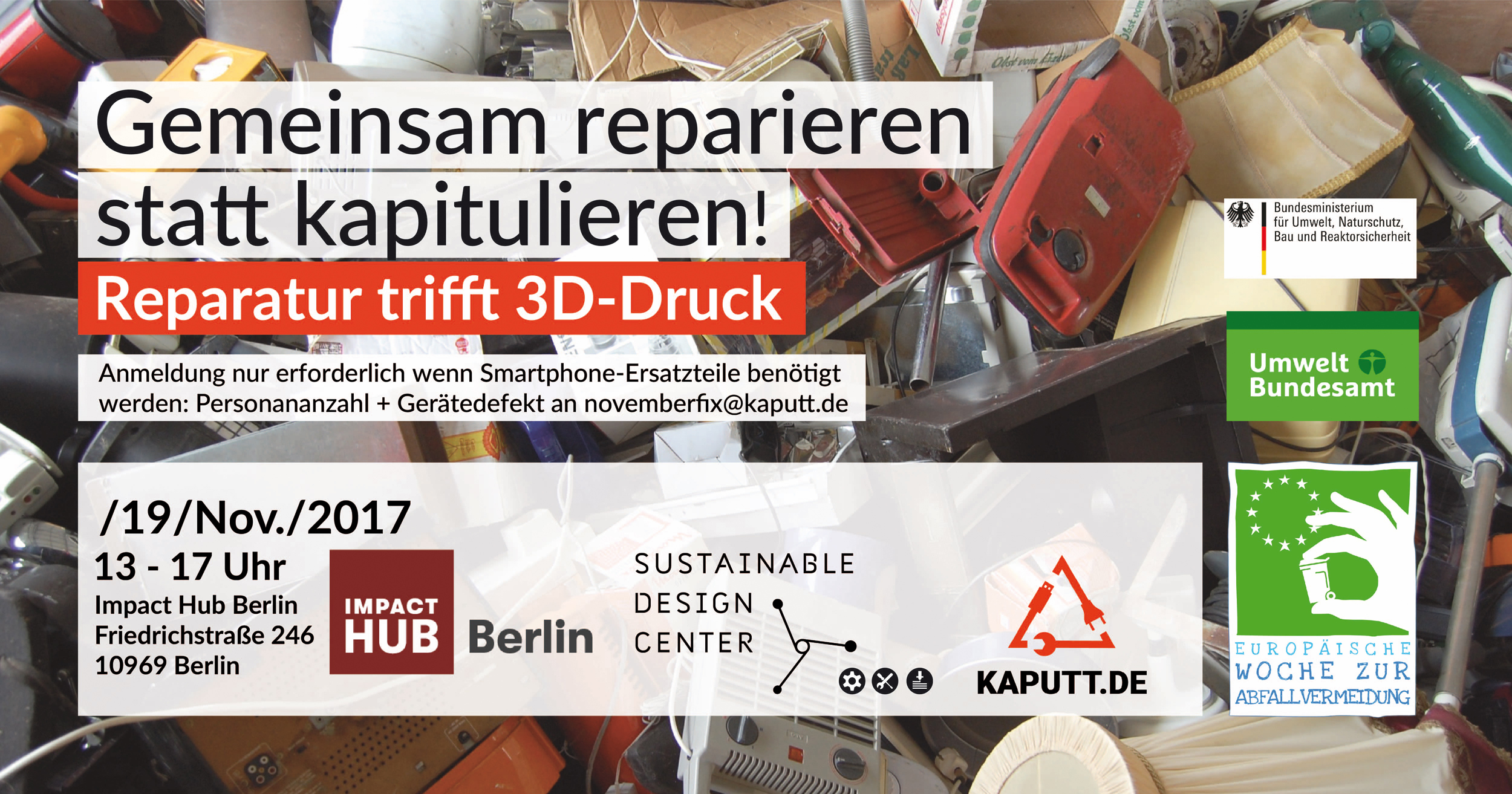 gemeinsam reparieren statt kapitulieren reparatur trifft 3d druck sdc blog. Black Bedroom Furniture Sets. Home Design Ideas