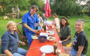 Kimchi-Workshop in Gielsdorf 2021