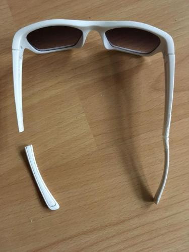 Bügel Sonnenbrille
